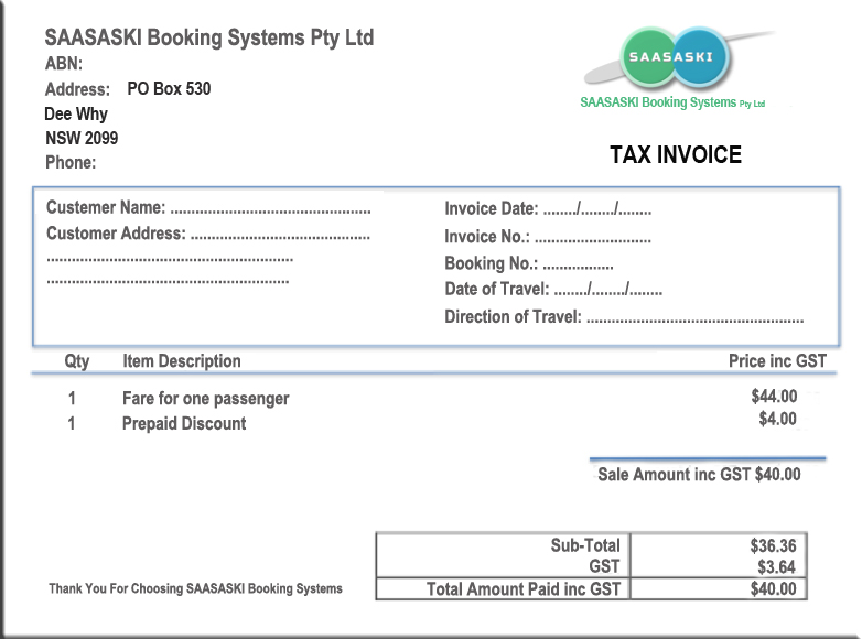 Receipt Or Invoice – Privatesoftware.Info